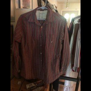 Vintage medium long sleeve shirt